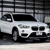 BMW X1 1.8 S Drive Ico เบนซิน ปี 2019 สีขาว เลขไมล์ 20,000 กิโล