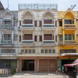 ขายตึกแถว 2 คูหา ซ. เพชรเกษม 63-1 เนื้อที่ 32 ตร.วา เหมาะอยู่อาศัย ทำกิจการ ตึกแถว เพชรเกษม
