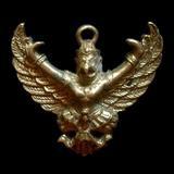 พญาครุฑ รุ่นมหาเมตตา มหาบารมี รุ่นแรก วัด กม.26ใน วัดพระโพธิสัตวธรรม ยะลา