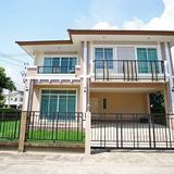 ขายบ้านเดี่ยวหลังมุม โครงการภัสสร26 ราชพฤกษ์-ติวานนท์ ปทุมธานี