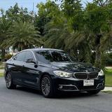 148 Bmw 320D Gt Luxury F34 2014 AT สีดำ