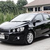Chevrolet Sonic 1.4LT ปี2014