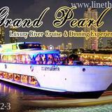 Hot!! ล่องเรือเเม่น้ำเจ้าพระยา เรือแกรนด์เพิร์ล