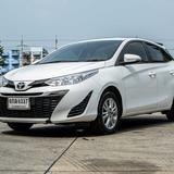 Toyota Yaris 1.2E รถบ้านสวยขั้นเทพ เกรดเอ+++ ไม่ผิดหวังคันนี้ หัวเป็นประกัน ของดี100%