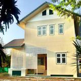 73168 - ขาย บ้านเดี่ยว 2 ชั้น ซอย เทศบาล 2/12 กระทุ่มแบน บ้านใหม่ พร้อมอยู่ 147 ตร.ว.