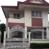 ขายถูกมาก !! บ้านเดี่ยวหลังมุม หมู่บ้าน ปรีชา สุวินทรวงศ์ ซอย 43 สวย 2 ชั้น 60 ตรว