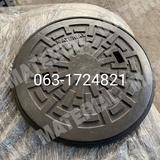 จำหน่าย ฝาท่อเหล็ก กลม โทร 063-1724821