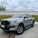 48 Ford Ranger 3.2 WILD TRAK DOUBLE CAB 4x4 TOP ปี 2016