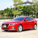 Mazda3 2.0 S Sport Hatchback AT ปี 2014 สีแดง