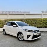 25 Toyota Yaris 1.2 G Top ปี 2016 เกียร์ออโต้