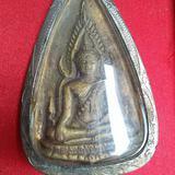 พระพุทธชินราช องค์ขนาดกลางและพระแขวนคอและเหรียญสิบหายาก