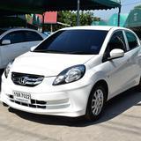 Honda Brio 1.2 Amaze V ปี 2013 AT **ไมล์แท้ 98200 กม.**