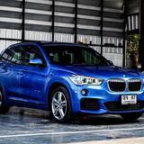 BMW X1 เครื่องดีเซล M Sport ปี 2017