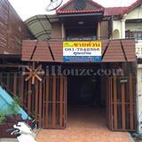 ขายทาวน์เฮ้าส์ 2 ชั้น หมู่บ้านศุภลักษณ์ ดอนเมือง ซอยวิภาวดีรังสิต 82 (หลังริม)
