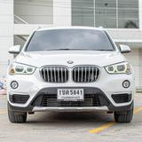 BMW X1 2.0 sDRIVE 18d xLine ดีเซล ปี : 2019