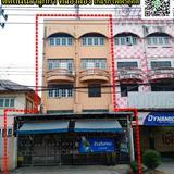 ขายตึกแถว 4 ชั้น 2 คูหา ติดถนนลำลูกกา คลอง2 ตรงข้ามร้านสุกี้ตี๋น้อย