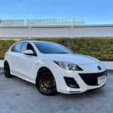 102 Mazda 3 1.6 2012 สีขาว AT