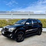 140 Toyota Fortuner 3.0 TRD ขับ 4 Top 2013