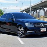 Benz C180 Coupe 1.6 AMG Plus W204 ปี 2014