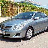 Toyota Corolla Altis 1.6 E (CNG) ปี 2010 เกียร์AUTO สภาพนางฟ้า