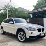 169 BMW X1 1.8 i SDrive Sport 2015 สึขาว เบนเซิน