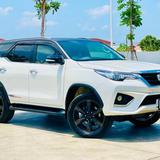 TOYOTA FORTUNER 2.8 V TRD SPORTIVO BLACK TOP 4WD ปี 2016