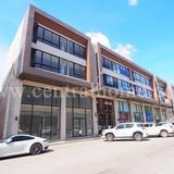 อาคารพาณิชย์ 4 ชั้น2 คูหา เนื้อที่ 37.5 ตรว. 580 ตรม. ห้องมุม ตลาดไท