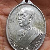เหรียญพระอาจารย์ฝั้นที่นิยมสูงสุด คือ เหรียญรุ่นแรก ปี 2507 สวยๆ