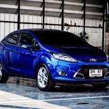 Ford Fiesta 1.5 S ปี 2014 สีน้ำเงิน