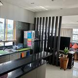 Luxury Pent house 2 Beds for rent Asok Fully Furnished High Top View Panaromic Lake View