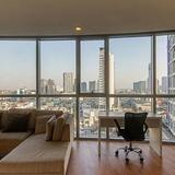 ให้เช่า ถูกมาก  Le Luk Condominium คอนโด เลอ ลัค สุขุมวิท ห้องใหญ่ 55 ตรม.1นอน ติด BTS พระโขนง
