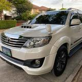 TOYOTA FORTUNER 3.0 TRD ปี2014