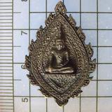4656 เหรียญหล่อพระเทพสุวรรณมุณี วัดมหาธาตุวรวิการ ปี 2535