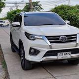 165 Toyota Fortuner 2.8 TRD 2WD 2016 AT สีขาว