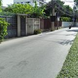 RENT LAND SMALL  CLOSED ROAD IN THE SOI SUKHUMVIT 71 suitable for  project Phrakhanong