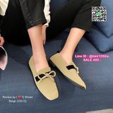 รองเท้าคัชชู งานนำเข้า ใช้วัสดุหนังPUนิ่มมาก น้ำหนักเบา
