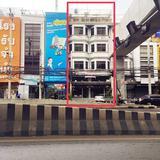 ขายอาคารพาณิชย์/ตึกแถว ติดถนนจรัญสนิทวงศ์ 49/1 ตีทะลุ 2คูหา 5 ชั้นครึ่ง สร้างเต็ม