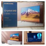 💥(ลดล้างสต็อก)ทีวีซัมซุง SAMSUNG รุ่น TU6900 Crystal UHD 4K Smart TV (ปี 2020) ขนาด 43,50,55,65 นิ้ว