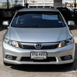 2012 HONDA CIVIC FB 1.8 E