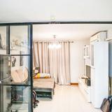 ขาย ::  2 ห้องนอน ชั้น 2 ตกแต่งน่ารัก พักสบาย ราคาเบาหวิว ขนาด 58 ตรม. - ชาโตว์ อินทาวน์ รัชดา 36