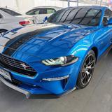 2020 FORD MUSTANG รุ่นพิเศษ 2.3L High Performance สีน้ำเงิน
