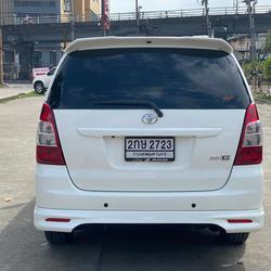 "Toyota Innova 2.0G ออฟชั่น ทีวี จอกลาง กล้องถอยหลังและเซ็นเซอร์ มาให้พร้อมใช้งานเลยครับ"" การเชื่อมต่อ Bluetooth  รูปเล็กที่ 3"