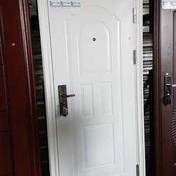 ประตูนิรภัย ประตูสำเร็จรูป ประตูบานเปิด รูปเล็กที่ 4