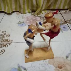 ตุ๊กตามวยไทย รูปเล็กที่ 2