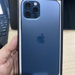Iphone 12 Pro 128GB เครื่องใหม่ ศูนย์ไืทยสี Pacific Blue รูปเล็กที่ 3
