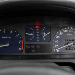 รถบ้าน ปี 2001 Honda City 1.5EXI เบนซิน สีเทา รูปเล็กที่ 6
