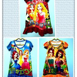 ขายปลีก-ส่ง เสื้อผ้าเด็ก ชุดเจ้าหญิง รูปเล็กที่ 4