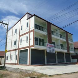 อาคารสร้างใหม่ 3 ชั้น จำนวน 2 คูหา ติดถนนทุ่งกลม ตาลหมัน 5 เข้าจาก ถ. สุขุมวิท 89 (พัทยา) รูปเล็กที่ 2