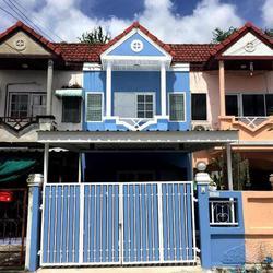 ขายทาวน์เฮ้าส์ 2 ชั้น หมู่บ้านทรัพย์มงคล
