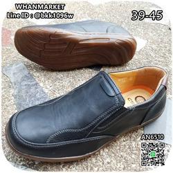 รองเท้าคัชชูหนัง แฟชั่นสำหรับผู้ชาย วัสดุหนังPU คุณภาพดี รูปเล็กที่ 3